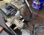 高圧洗浄機 ビットリオZE の修理
